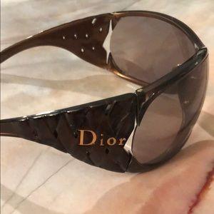 Dior Ribbon Bronze Sunglasses